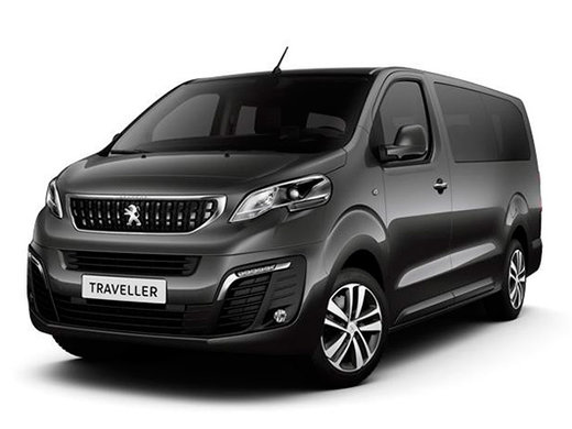 Peugeot Traveller Active Long CKD 2.0TD/150 6AT