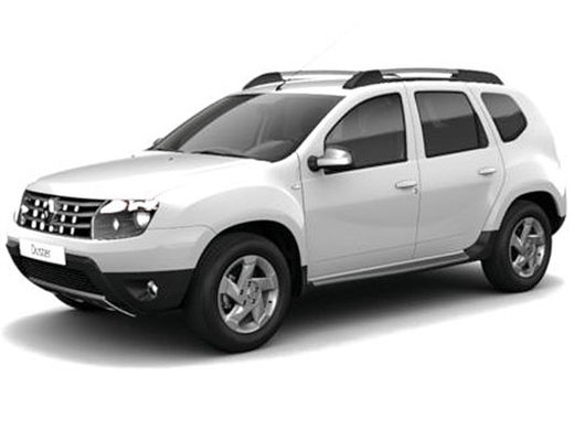 Renault Duster Adventure 1.5TD/109 6MT 4WD