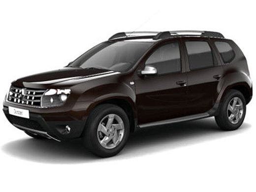 Renault Duster Adventure 2.0L/143 6MT 4WD