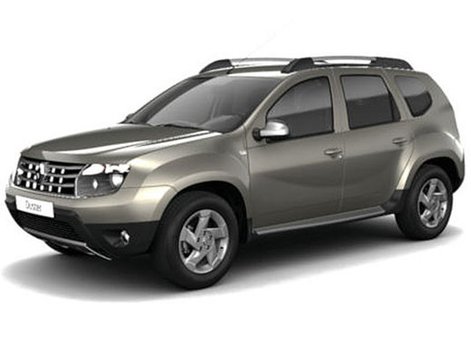 Renault Duster Drive Plus 2.0L/143 4AT 4WD