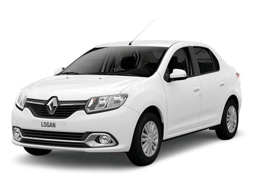 Renault Logan Life 1.6L/102 4AT 4D