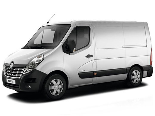 Renault Master Fourgon 2.3TD/125 6MT L2 H2 FWD