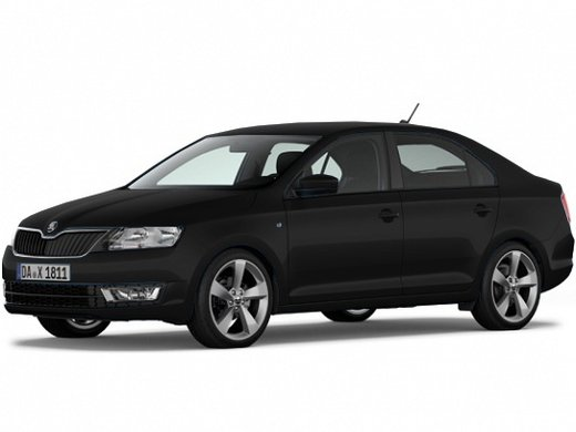 Skoda Rapid Active 1.6L/90 5MT 5D