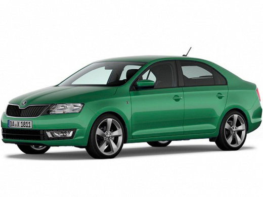 Skoda Rapid Active 1.6L/110 6AT 5D