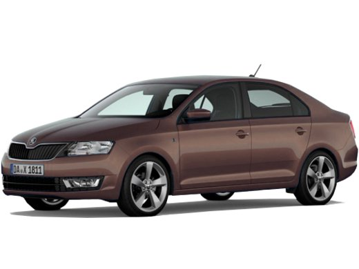 Skoda Rapid Ambition 1.6L/110 5MT 5D