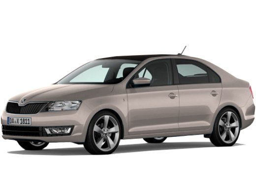 Skoda Rapid Active 1.6L/110 5MT 5D
