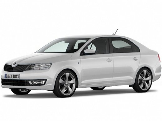 Skoda Rapid Ambition 1.6L/90 5MT 5D