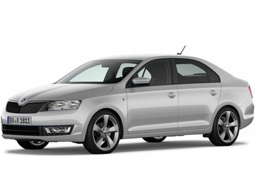 фото Skoda Rapid Active 1.6 AT