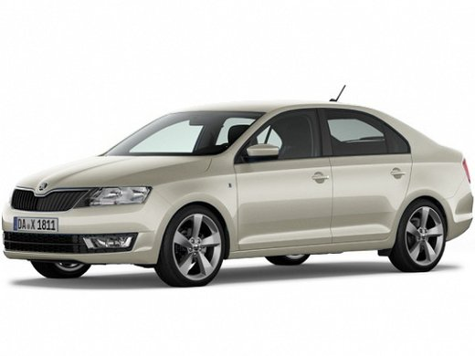 фото Skoda Rapid Active 1.6 MT