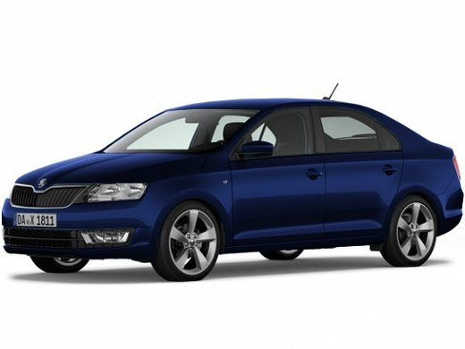 Skoda Rapid Style 1.6L/110 6AT 5D