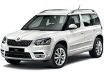 Skoda Yeti Outdoor CKD Active 1.6L/110 5MT 5D