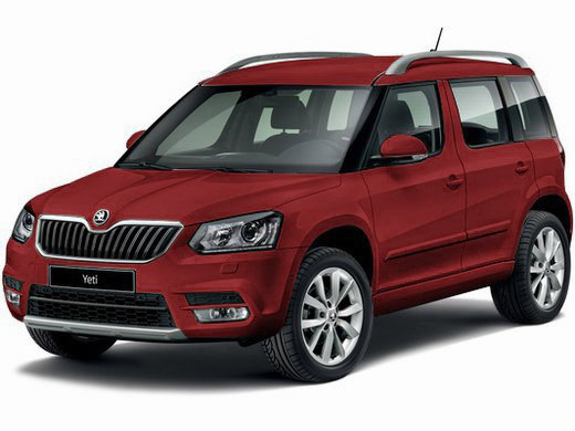 Skoda Yeti Outdoor CKD Ambition 1.6L/110 6AT 5D