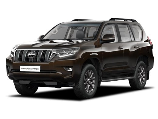 фото Toyota Land Cruiser Prado Комфорт 2.8TD AT