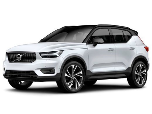 Volvo XC40 Inscription 2.0T/190 8AT 4WD